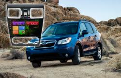 Штатная магнитола Redpower 21263B Android 6 (Subaru Forester 2015+)