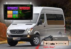 Штатная магнитола Redpower 31068 IPS Android 7 (Mercedes Vito, Viano, Sprinter, Crafter)