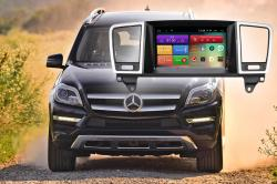 Штатная магнитола RedPower 31270 Android 6 (Mercedes ML W166 '13-'15, GL X166 '13-'15)