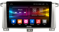 Штатная магнитола Carmedia OL-9681-P6 для Toyota Land Cruiser 100 2002-2008 на Android