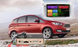 Штатная автомагнитола Redpower 31003 IPS DSP Ford (серый) Android 7