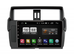 Штатная магнитола FARCAR LY531R для TOYOTA Land Cruiser Prado 150  2013-2017 на Android