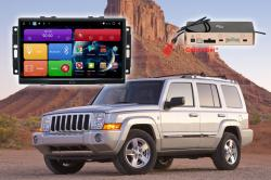 Автомагнитола Redpower 51220 DSP Chrysler 300C, Jeep Сommander, Wrangler (2005-2007) на Android