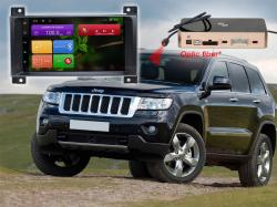 Штатная магнитола Redpower 31218 IPS DSP Jeep Grand Cherokee (2010-2013) Android 7