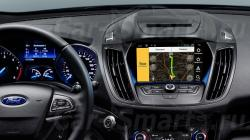 Навигационный блок Сarmedia Ford Mondeo/LinColn/EDGE/Focus/Taurus/Explore/Raptor Ford KUGA Android 6 VAN-FORD-2015