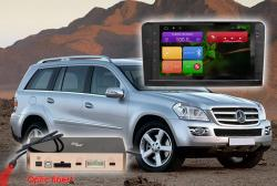 Штатная магнитола RedPower 31168 IPS Android 7 (Mercedes GL-klass X164, M-Klass)