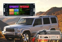 Автомагнитола Redpower 31220 DSP Chrysler 300C, Jeep Сommander, Wrangler (2005-2007) на Android